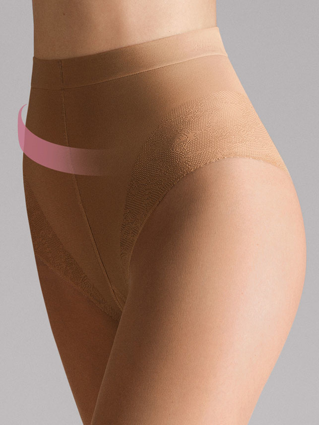 Wolford Tummy 20 Control Top Tights 18517