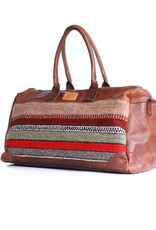 Wills Leather Wills Leather Goods - Oaxacan Duffle Bag