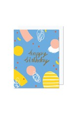Paperole Happy birthday Greeting Card