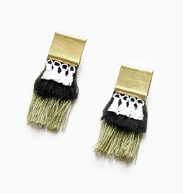 This Ilk Cheeba Earrings