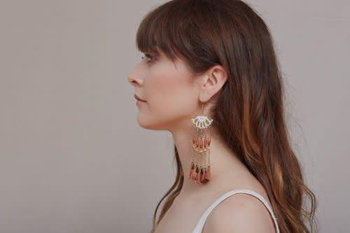 This Ilk Ocotillo Earrings