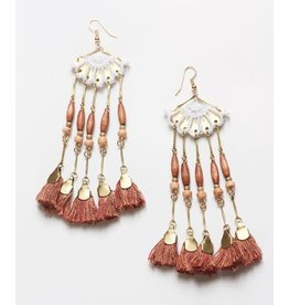 This Ilk Ocotillo Earrings