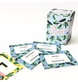 Merci Bonsoir par Marie-Claude Marquis The ''Reallyyy?'' card game