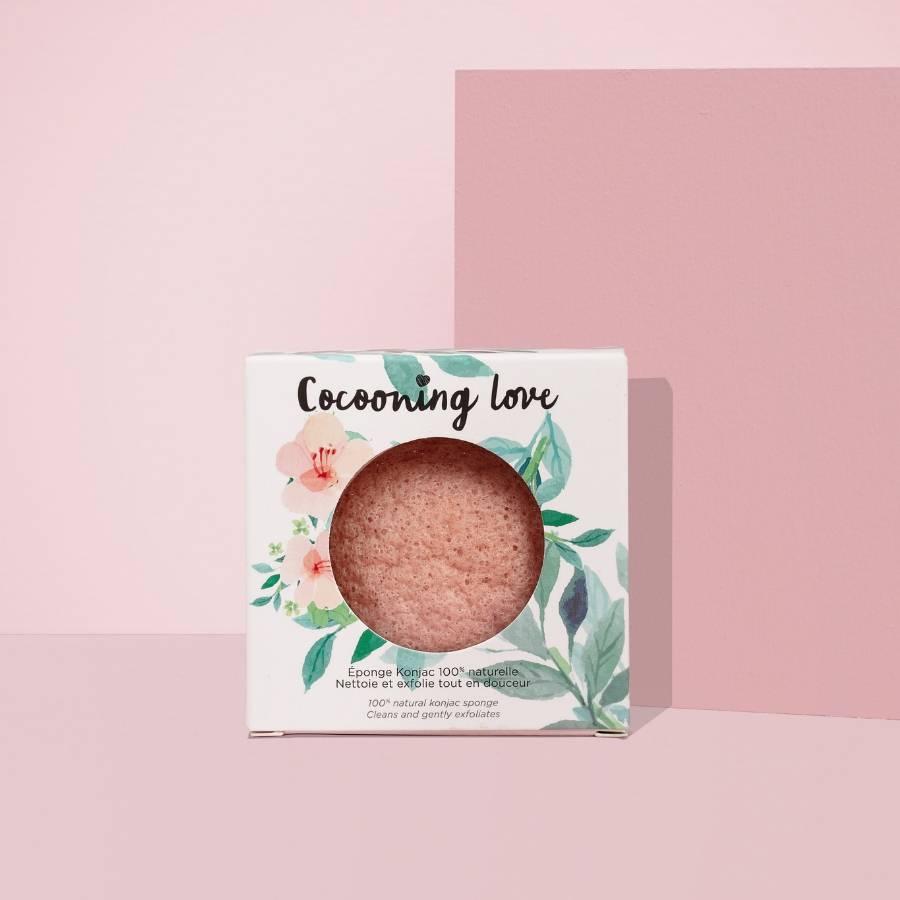 Cocooning love Konjac sponge