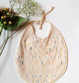 Haricot Organic Cotton Bib