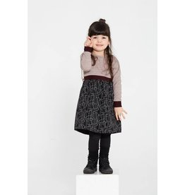 Cokluch Mini Rosie Geo dress