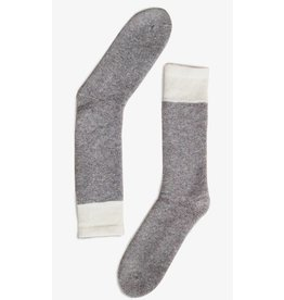 Bonnetier Bas laine Thermal Gris
