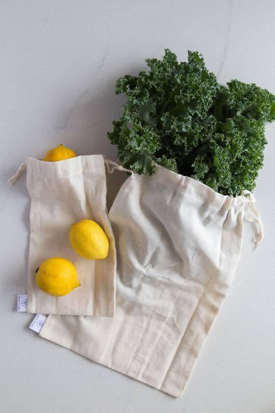 Dans le sac Dans le sac - Kit zéro déchet - ensemble de 4 sacs
