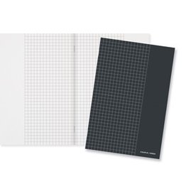 Couple d'idees In Margin Series: Squared Notebook