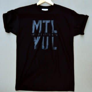 Bodybag Bodybag YUL T-Shirt - Black