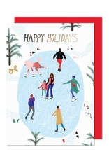 Paperole Paperole - Holiday cards - Ice-skating rink