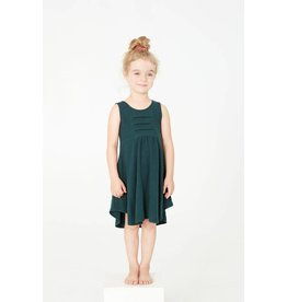 Cokluch Mini Hibiscus dress