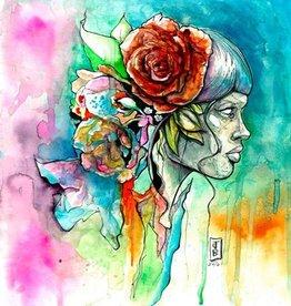 Jimmy Baptiste Affiche  Ms Rose