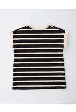 Cokluch Mini Cokluch mini - T-shirt ligné Brûlot