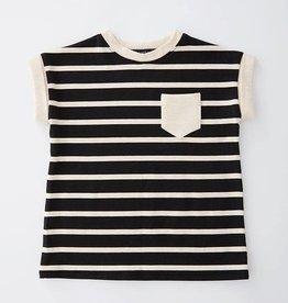 Cokluch Mini T-shirt ligné Brûlot