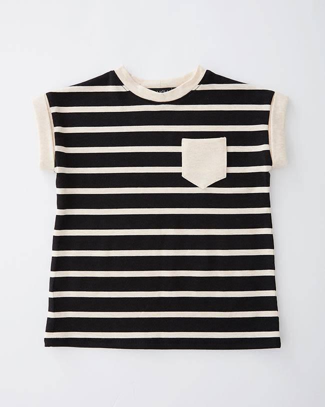 Cokluch Mini Cokluch mini - Brûlot stripped T-shirt