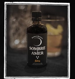 Sombre & Amer Febris Coffee-infused Bitters