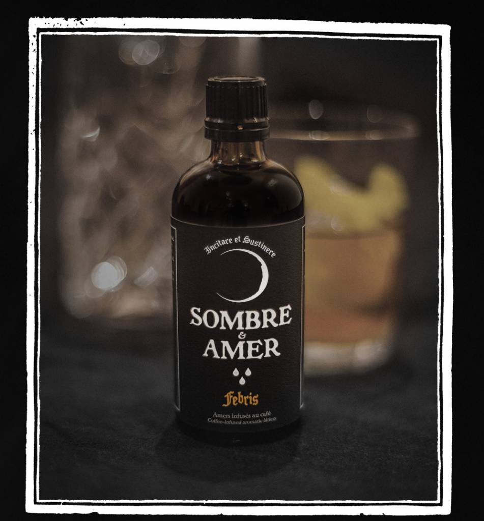 Sombre & Amer Sombre & Amer - Febris Coffee-infused Bitters