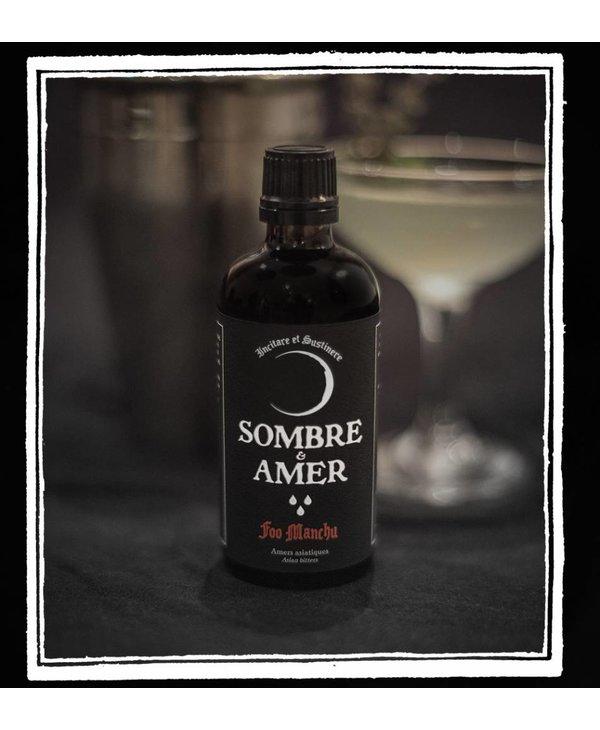 Sombre & Amer - Foo Manchu Asian Bitters