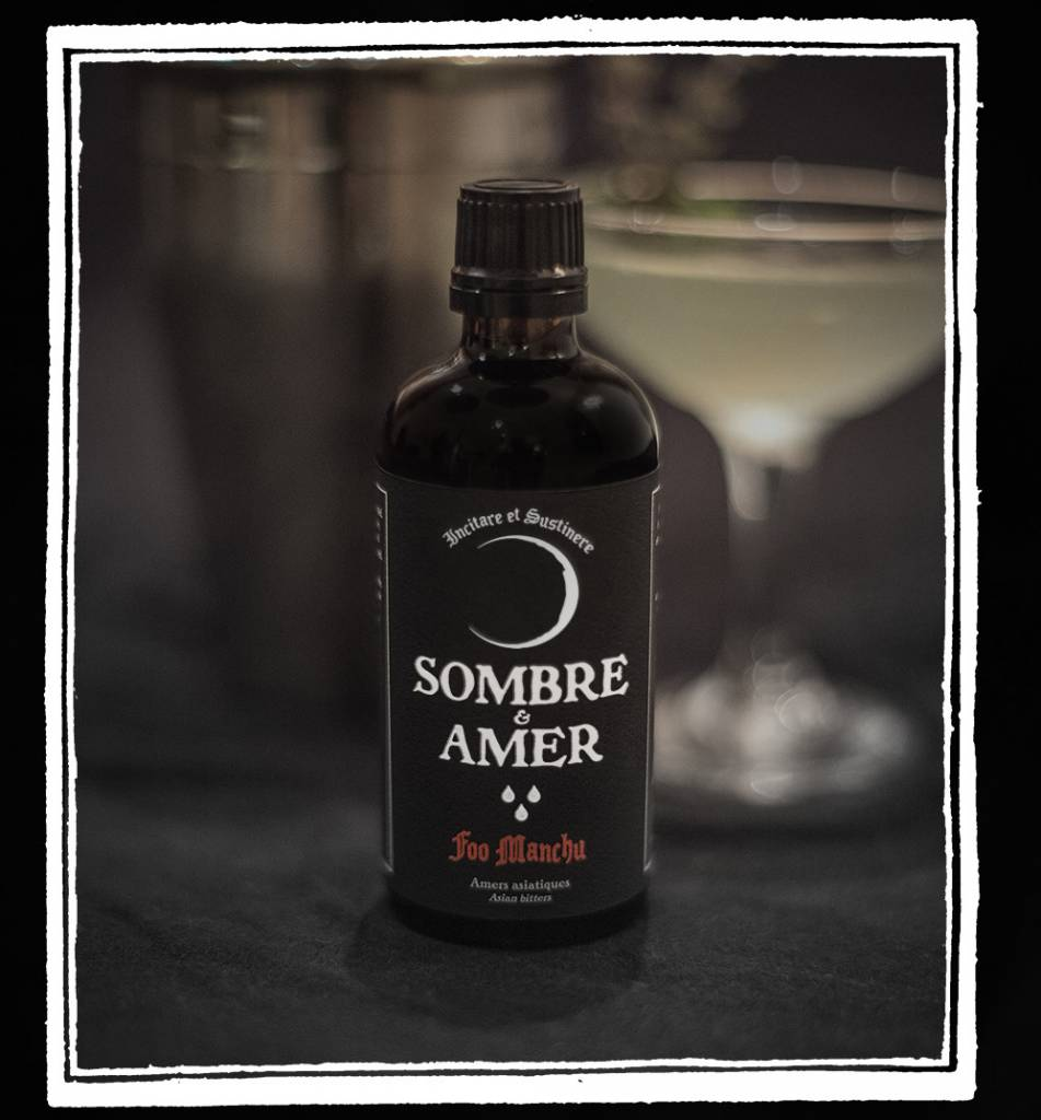 Sombre & Amer Sombre & Amer - Foo Manchu Asian Bitters