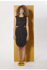 Cokluch Cokluch - Passiflore crossover dress