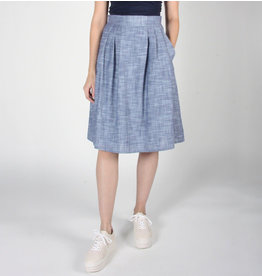 Birds of North America Macareux Cotton Skirt