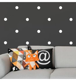 Pico tatoo Wall Decals - White Circles