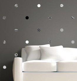 Pico tatoo Wall Decals - Graphic Circles