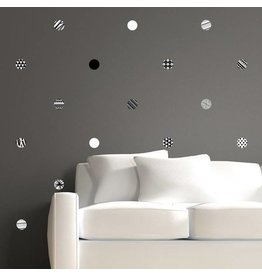 Pico tatoo Wall Decals - Graphic Circles