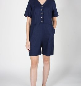 Birds of North America Woodhaunter Romper