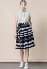 Jennifer Glasgow Jennifer Glasgow - Cristales pleated skirt