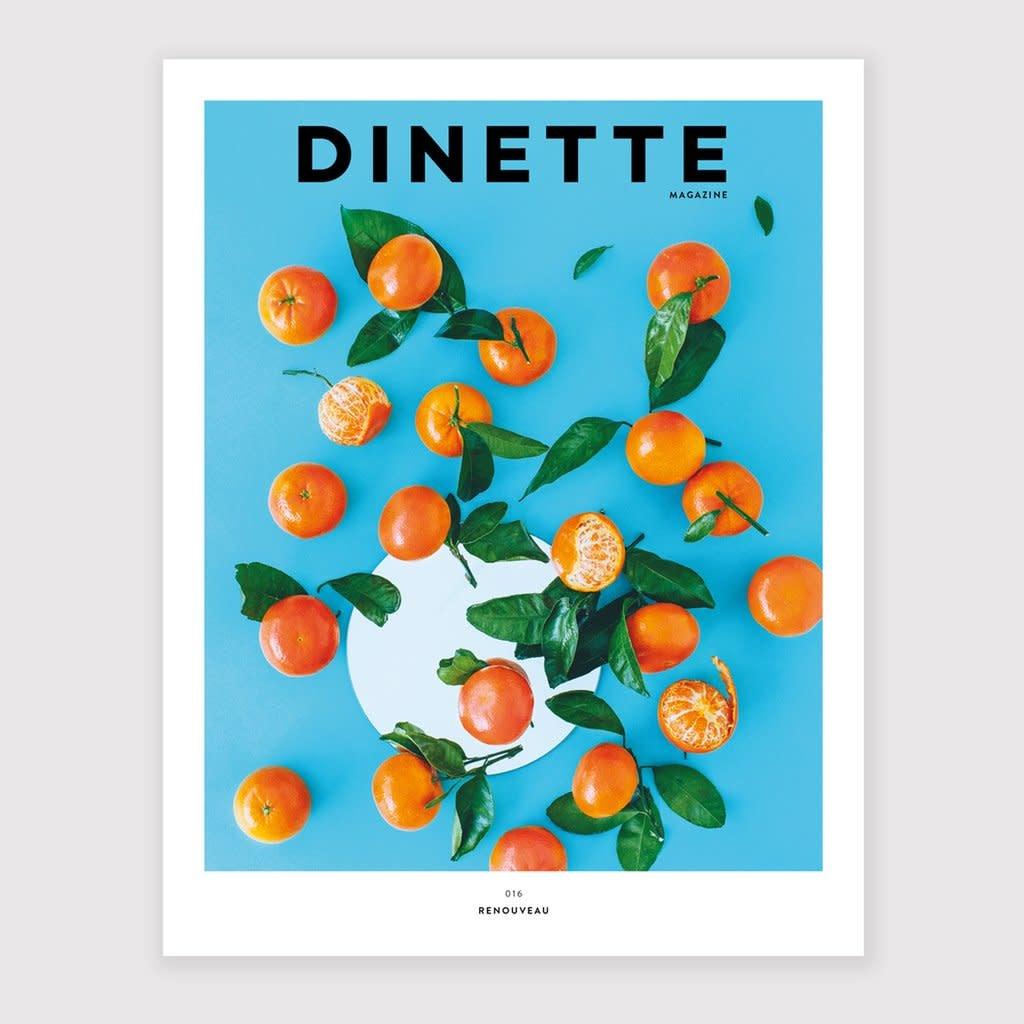 Dinette Dinette 016 Renouveau