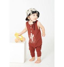 Cokluch Mini Chapeau réversible Palmier