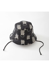 Cokluch Mini Cokluch Mini - Palmier reversible hat