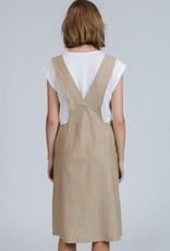 Pillar Pillar - Glaston Overall dress
