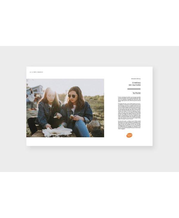 Dinette Magazine 013: Movement