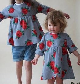 Supayana Robe motif roses