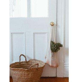 """Dans le sac Sac réutilisable """"Le petit pratique"""" - version filet"""