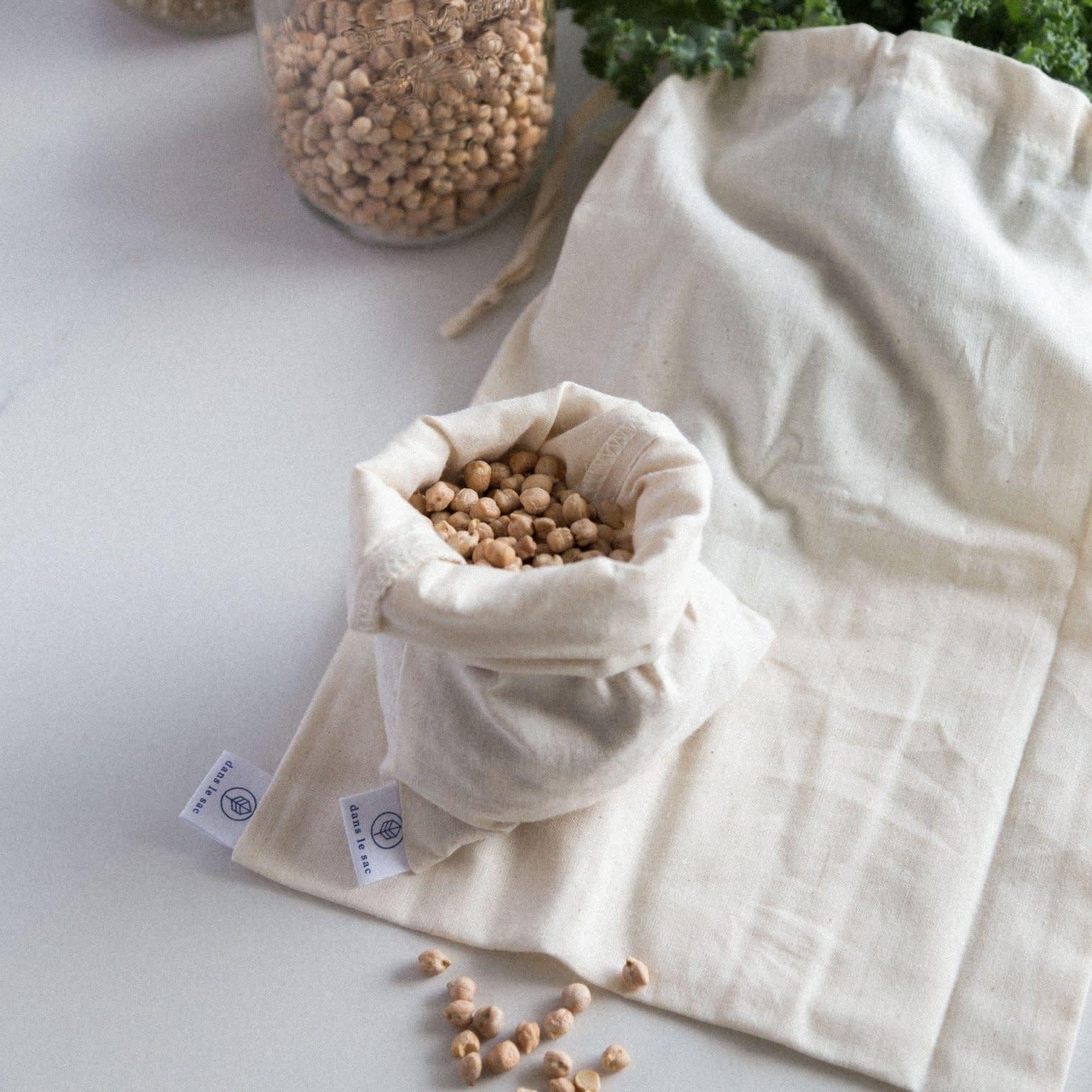 Dans le sac Dans Le Sac - Reusable Bulk Bags (x5 bags)