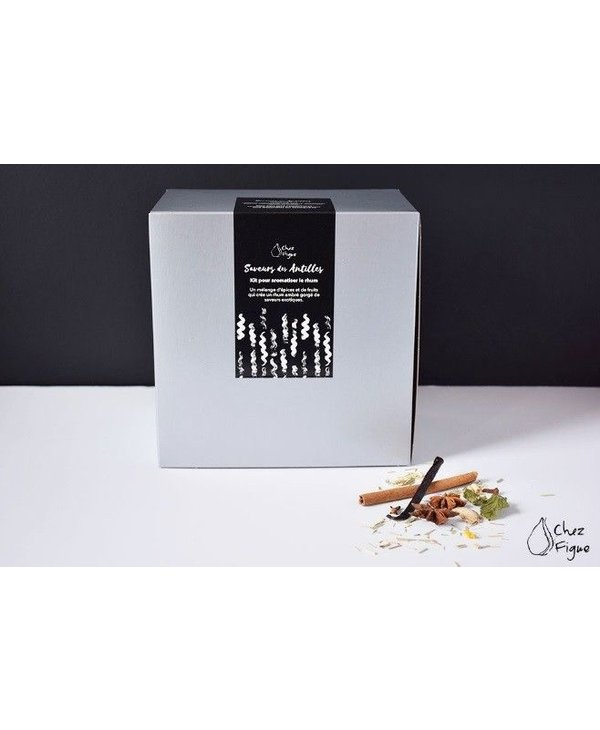 Rum Flavouring Kit