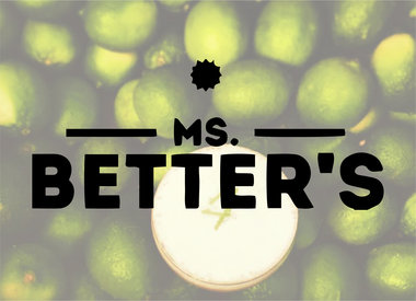 Ms Better's bitters