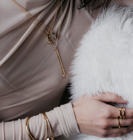 Sarah Mulder Jewelry Collier Stargazer