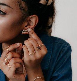 Sarah Mulder Jewelry Kriss Cross Ring
