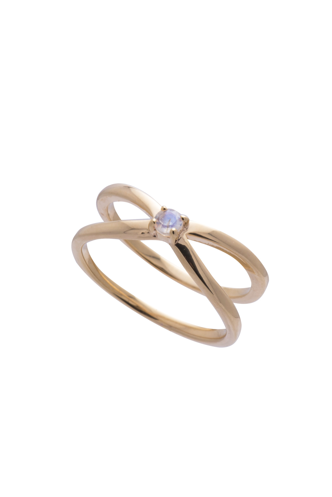 Sarah Mulder Jewelry Sarah Mulder Jewelry - Kriss Cross Ring