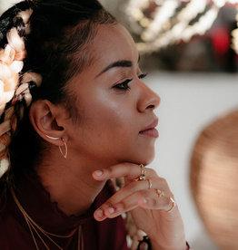 Sarah Mulder Jewelry Boucles d'oreilles Ariam (petit)