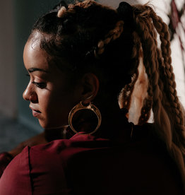 Sarah Mulder Jewelry Boucles d'oreilles Solange
