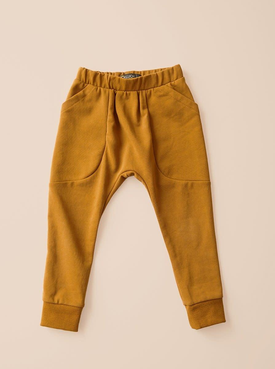 Cokluch Mini Cokluch Mini - Pantalons ASRIEL Dijon
