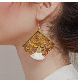 This Ilk Andes Earrings