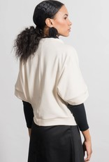 Jennifer Glasgow Jennifer Glasgow - Razia Sweatshirt (Cream)