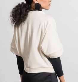 Jennifer Glasgow Razia Sweatshirt (Cream)